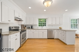 Granite Counters and Stainless-Steel Appliances