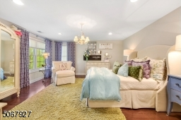 The spacious bedrooms provides full walk-in closet and bathroom access