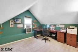 Bedroom/Office - 4