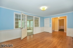 An other view of the perfect space for Home Office. Check out those beautiful wood floors!