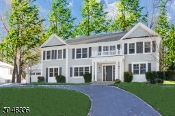Renovated Colonial in the coveted Poets Section of Short Hills.