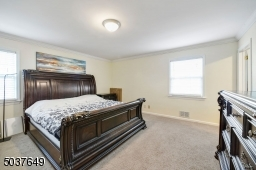 Large Master Bedroom with double closets