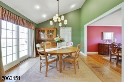 Dining area of Kitchen, access to two car garage