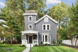 Welcome to this fully renovated farmhouse.  The exterior boasts updated cedar shingles painted in a modern dark blue-gray, new sod and landscaping while preserving the detailed vintage trim and the original horse post.