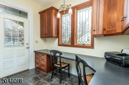 Access from kitchen, , pantry and coat closets, door leads to Duster porch
