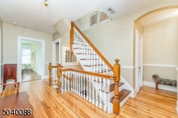 Stairs to 3rd floor for bonus rooms and attic walk-in storage