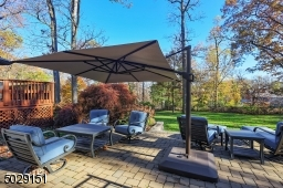 Enjoy your patio or deck!