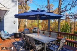 Relax on your deck (or patio), overlooking your speciman landscaping.