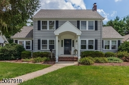 Gracious, classic Colonial in great location -- close to town, schools, NYC transportation