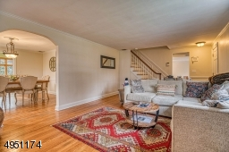 Looking into Formal Dining Room
