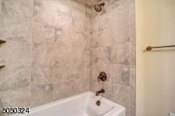 Offers bath tub/shower combination