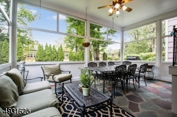 20' x 14' with easy access to the Kitchen, the screened patio will be your new favorite place to entertain.
