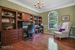 "WOW! An office on the first floor.  Its large, sunny and private!  Could be your future ""Zoom: room!"