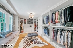 Closet to please the most discerning consumer
