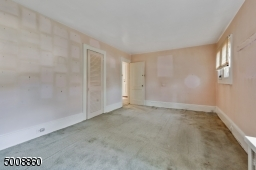 Spacious master bedroom is ready for a little face lift -has tons of potential.