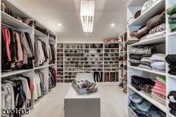Enormous walk in closet