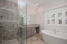 2 Separate Vanities, Soaking Tub, Separate Shower