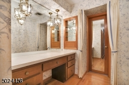 This home has the luxury of space!  The master has its own dressing room!