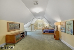 Large loft type bedroom or could be used as a 2nd floor den/rec room
