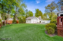 Large yard with room to play and garden.