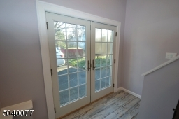 Mudroom View Of Outside Entrance