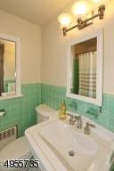 Full bathroom located on 1st fl