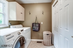 First Floor Laundry for convenience