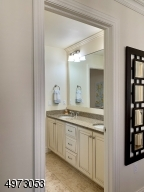 with separate bath/shower and toilet room