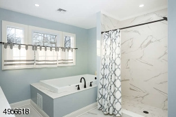 Bubble Tub, Separate Shower