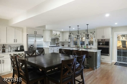 With Breakfast Bar and Butler's Pantry