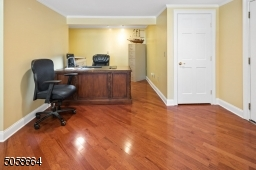 Large Office Space Off Living Room