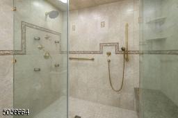 Master Bath shower space