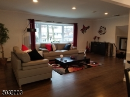 Bright and open to kitchen and dining room. Great for entertaining!