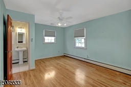 Bedroom with 1/2 Bath on 1st level. Could be used as a Mother Daughter