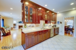 Modern design and conveniences! - open to Great Room.