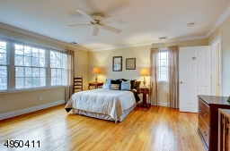 Very spacious, bright Master Suite with connecting sittingroom/office area, luxury Bath and huge walk-in closet.