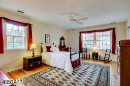 Over-sized Bedroom! - bright with many windows! good closet space.