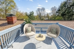 Entertaining at home gets even better with your own private rooftop deck! Virtually Staged.