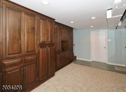Off of den is a utility room with washer,dryer,furnace, commode, sink and access to crawl space.
