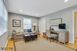Family room, home office, great escape room off center hall can be tailored to today's shifting needs!