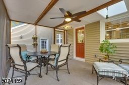 Ahhhh! Nothing like the fresh air while dining on the screened in porch or just relaxing with a morning cup of coffee.