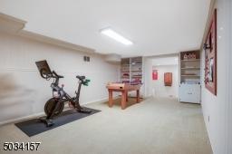 Gym/recreation room