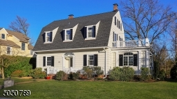 Classic Center Hall Colonial with Great Curb Appeal