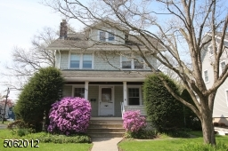 Classic Westfield Colonial -- great location - close to schools, downtown, NYC bus/train