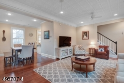 Open to formal dining room