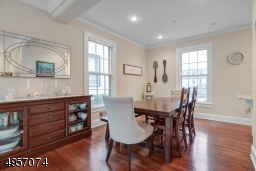 Beautiful dining room - perfect for large or small gatherings!