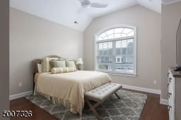 The 2nd floor has two very generous sized bedrooms.