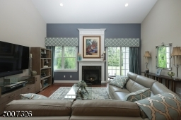 Enjoy the feel of the high ceilings, and the light that floods in from the windows.