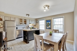 Recently updated with new counters and cabinets and stainless steel appliances.
