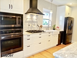 The Cabinetry is Stunning with amazing appliances